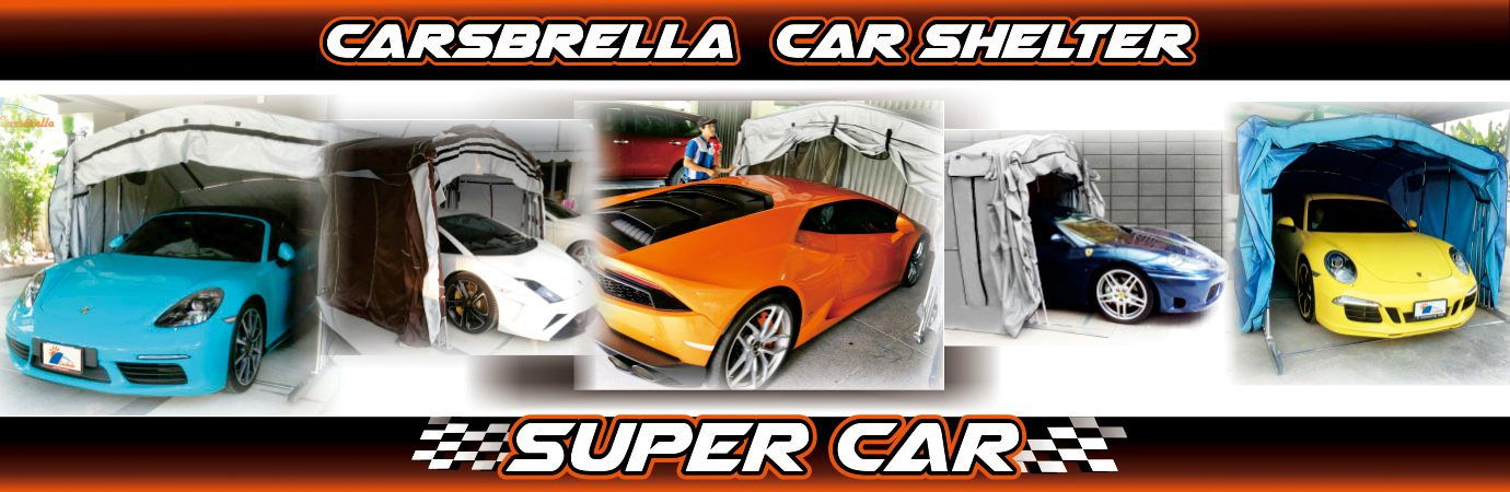 Carsbrella Car Shelter